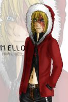 My name is Mihael Kheel by sakuraartist