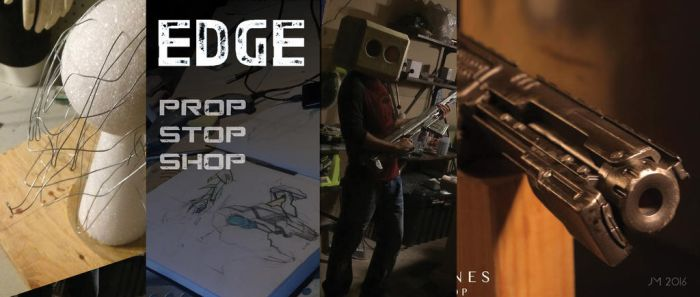Edge Facebook Banner 003 by JoshMACKEY
