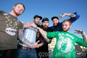 Four Year Strong - 2008 by JeremySaffer