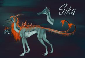 Sika Reff by Amadoodles