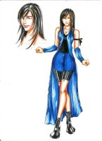 Rinoa Heartilly by MoodyAngst