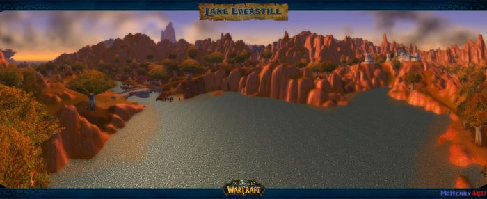 WoW - Lake Everstill by mchenry