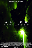Alien: Isolation (Movie Poster Version) by imperial96