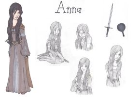 Anna's new design by 2sisters34