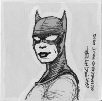 Cat fighter Marcelo Pont 2 by Club-Batman
