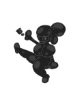 Ms. Game and Watch TG by Chaos-force