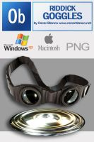 Riddick Goggles by otas32