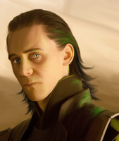 Loki by LittleTurtleDuck