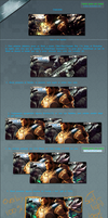Tutorial Firma Gears of War2 by Icoltus