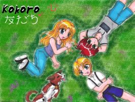 Eyecatch 02 - Trio of the Past by ellana
