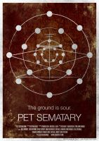 Pet Sematary Concept Poster by chadtrutt