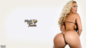 Nicole Coco Austin wallpaper by Envius88