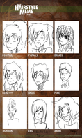 Hairstyle meme by Rinvidia