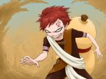 Gaara by FreakyKitty