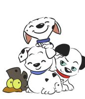 101 Dalmatians by LeniProduction