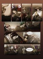 Koden Chapter 1 Page 2 by RoninsUltramix