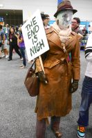 Rorschach Cosplay (SDCC 2014) by makepictures
