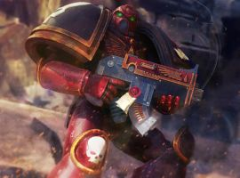 Blood angel 1 by slaine69
