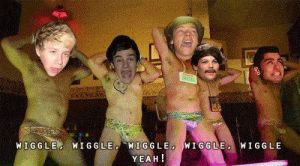 Wiggle Wiggle Wiggle by 808directioner