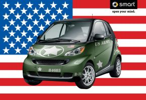 US Army Smart Car by Bawarner