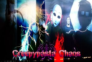 Creepypasta Chaos Artwork 7 by Stormtali