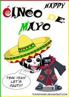 Cinco Day by ToonTwins