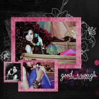 good enough by awesomestyle