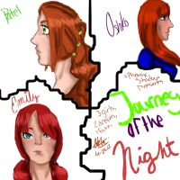 Journey of the Night: Cover by pookalook
