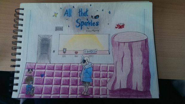 ~All That Sparkles~  Inkt. 16 by ZeuroMaker