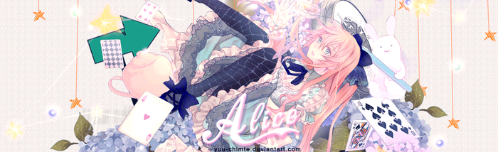 Alice by Yuu-Chimte