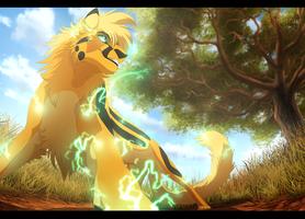 Spark of Courage by Nightrizer