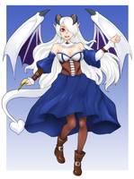 Lamia by MagniFire