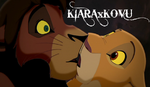Kiara x Kovu profile by Paintifymyartplz