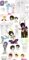 homestuck dump by Hyperactive-Kitteh