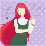 For Natto!! by Yum-i