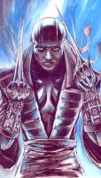Lady Deathstrike by dfbovey