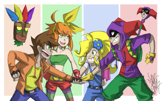 The More The Merrier by 123soleil