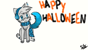 happy halloween by The-stray-cat