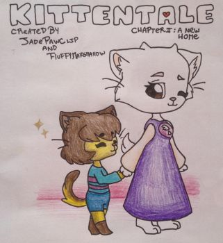KittenTale Chapter II: New Home -Preview Image- by FluffyMarshmallow