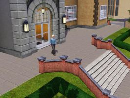 Sims 3 - End of school and time to play by Magic-Kristina-KW