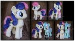 Bonbon Custom Plush by Nazegoreng