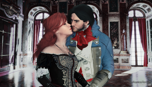 Assassin's Creed Unity - Arno x Elise by TheFearlessTemplar