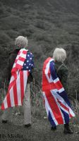 Hetalia: USxUK: Stand together by HSMedia