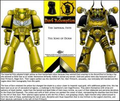DR: Imperial Fists by Koilungfish