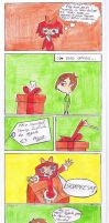 TnM-Un Mejor Regalo by Artie-stico17