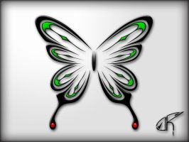 Butterfly Eight by Democris