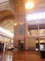 Melbourne Exhibition Building 6 by LuchareStock