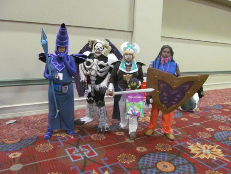A-Kon '14 - YuGiOh 2 by TexConChaser