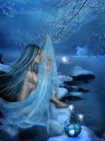 Winter dream.. by moonchild-ljilja