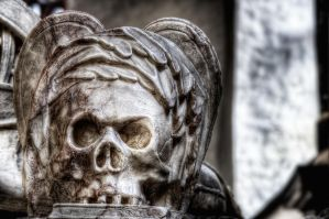 Death's Head by HenrikSundholm